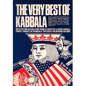 THE VERY BEST OF KABBALA, VOLLMER Richard