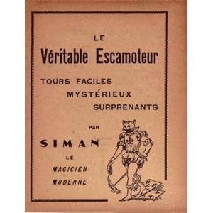 VERITABLE ESCAMOTEUR (LE), SIMAN