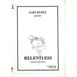 RELENTLESS, KURTZ Gary