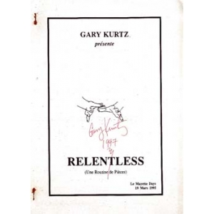 RELENTLESS, KURTZ Gary