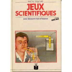 JEUX SCIENTIFIQUES