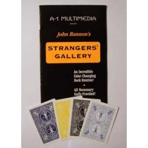 STRANGERS GALLERY (John Bannon's)