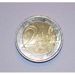 PIÈCE DOUBLE PILE EN 2 EUROS