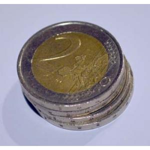 LA PILE DE 2 EURO