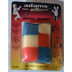 SPONGE BLOCKS (Adams)