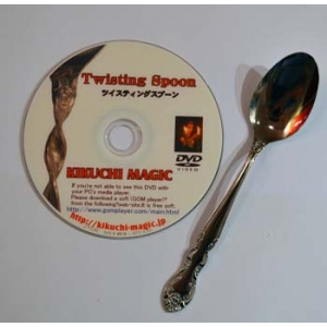 TWISTING SPOON – Kikuchi Magic