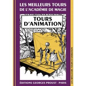 LES MEILLEURS TOURS D'ANIMATION