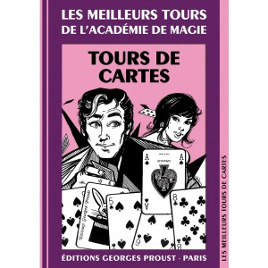 Académie de Magie, Les meilleurs tours de cartes