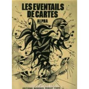 LES ÉVANTAILS DE CARTES