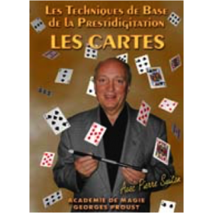 Pierre Switon, Les Cartes