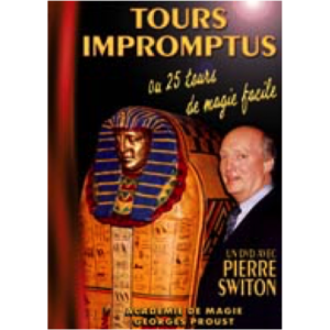 Pierre Switon, Tours impromptus