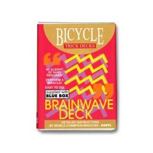 JEU BRAINWAVE – BICYCLE BLEU