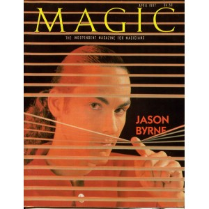 MAGIC MAGAZINE APRIL 1997