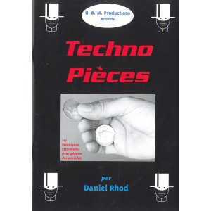TECHNO PIECES (Daniel Rhod)