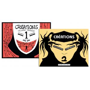 CRÉATIONS D'ILLUSIONS THÉÂTRALES - TOME 1 ET 2, DE James HODGES