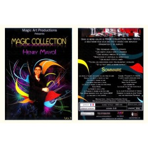 DVD MAGIC COLLECTION (Henry Mayol)