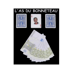 DVD L'AS DU BONNETEAU (Henry Mayol)