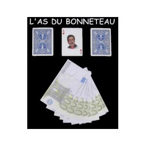 DVD L'AS DU BONNETEAU (Henry Mayol)