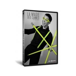 DVD LA MAGIE DES CANNES (Fabien Solaz)