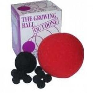THE GROWING BALL OUTDONE (Goshman)