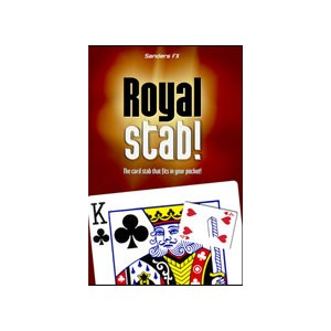 ROYAL STAB ! (Richard Sanders)
