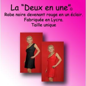 "Robe ""Deux en une"""