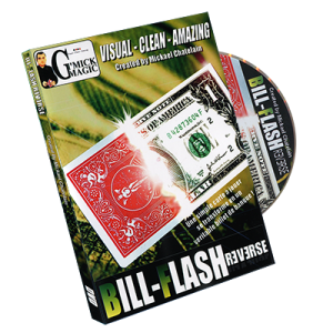 BILL-FLASH REVERSE by Mickael Chatelain