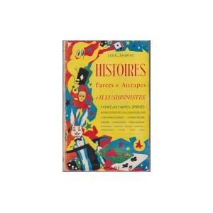HISTOIRES FARCES ET ATTRAPES D'ILLUSIONNISTES (RENÉ LAQUIER)