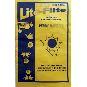 THE AMAZING LITE-FLITE (Perry Maynard)
