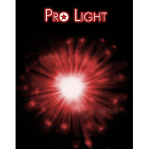 Pro Light Rouge par Marc Antoine