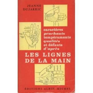 LES LIGNES DE LA MAIN (Jeanne Dujarric)