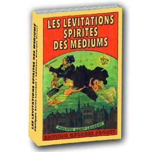 Les Lévitations Spirites des Médiums