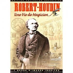 DVD ROBERT-HOUDIN Une Vie de Magicien