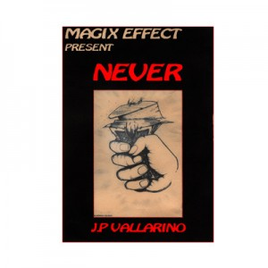 NEVER (J.P. Vallarino)