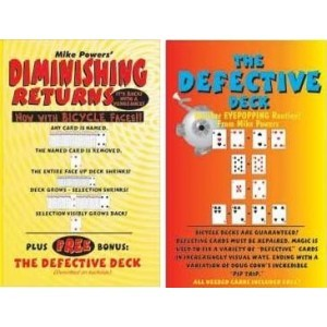 DIMINISHING RETURNS (Mike Powers)