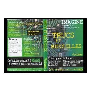 DVD TRUCS ET BIDOUILLES Volume 1 (Roger Bitoune)
