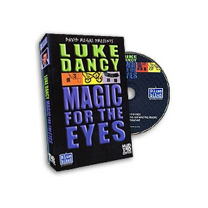 DVD MAGIC FOR THE EYES (Luke Dancy)