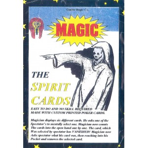 THE SPIRIT CARDS