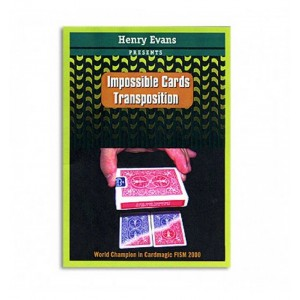 IMPOSSIBLE CARDS TRANSPOSITION (Henry Evans)
