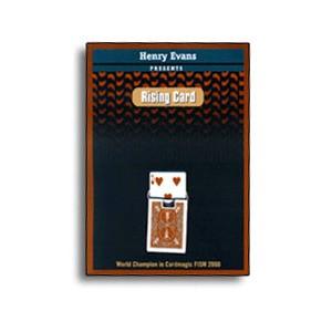 CARTE MONTANTE / RISING CARD (Henry Evans)