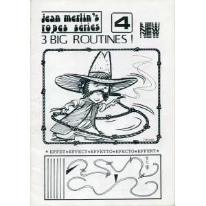 JEAN MERLIN'S ROPES SERIES 4