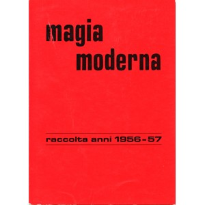 MAGIA MODERNA – RACCOLTA ANNI 1956-57