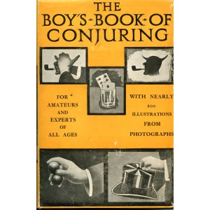 THE BOY'S BOOK OF CONJURING