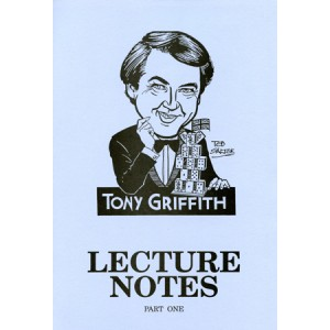 LECTURE NOTES – PART ONE (Tony Griffith)