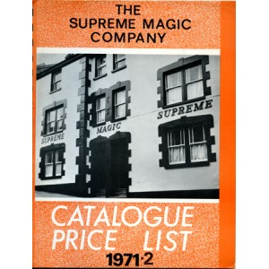 CATALOGUE PRICE LIST 1971-2