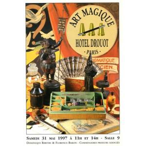 ART MAGIQUE – HOTEL DROUOT PARIS