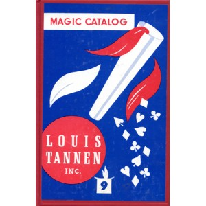 LOU TANNEN'S N° 9 CATALOG OF MAGIC