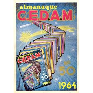 ALMANAQUE CEDAM N° 50