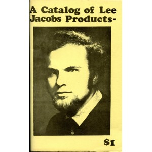 A CATALOG OF LEE JACOBS PRODUCTS