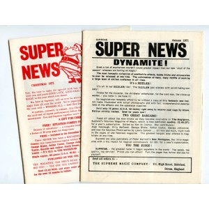 SUPREME SUPER NEWS